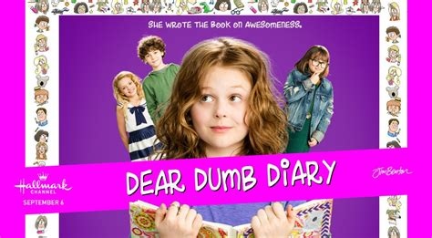 walden book trailer dear dumb diary sure to charm your school aged