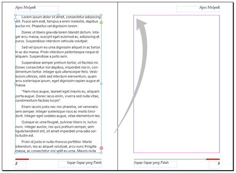 cara layout buku di illustrator cara membuat layout buku sederhana dengan indesign