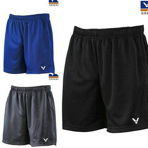 Tally Celana Pendek Sport jual celana pendek victor cv sports center
