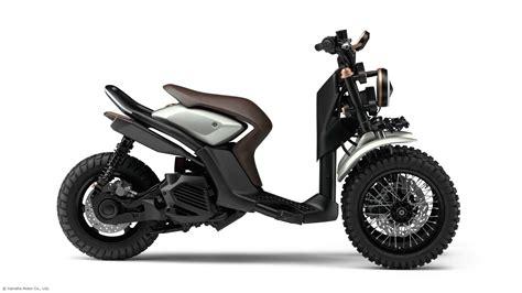 Moped Roller Gebraucht Kaufen österreich by Yamaha 03gen X Concept Is Ready To Get Dirty Asphalt