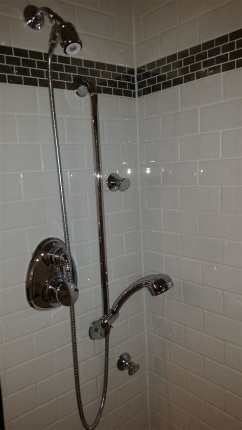 Shower Not Working by Held Shower Not Working Properly