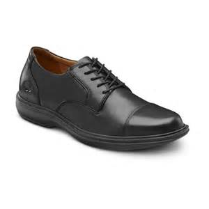 dr comfort men s shoes dr comfort men s captain dress shoes at ames walker