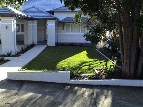Backyard Landscaping Perth by Front Garden Landscape Perth Izvipi