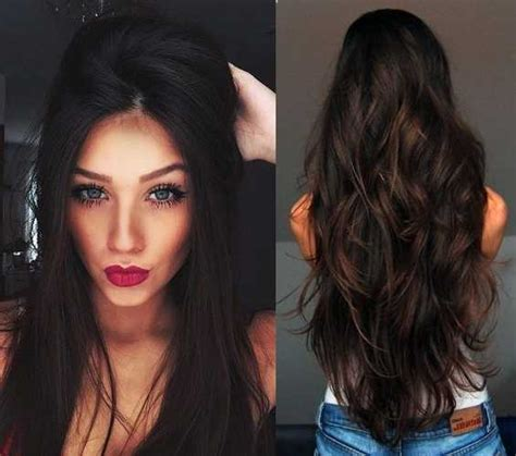 do it yourself highlights for dark brown hair hair highlights for dark brown hairstyles girls beauty look