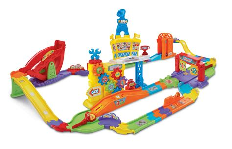 Train Set And Table For Toddlers - go go smart wheels 174 ultimate rc speedway vtech 174