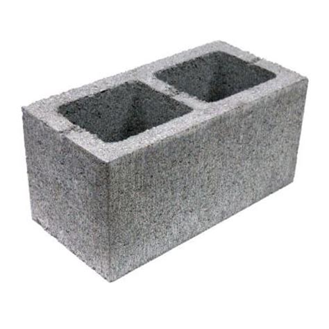 8 in x 8 in x 16 in concrete block 597767 the home depot