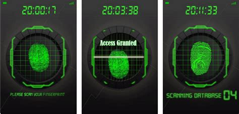 best security app for android finger print security android application