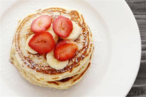 cara membuat pancake untuk diet inilah resep praktis dan menyehatkan membuat pancake untuk