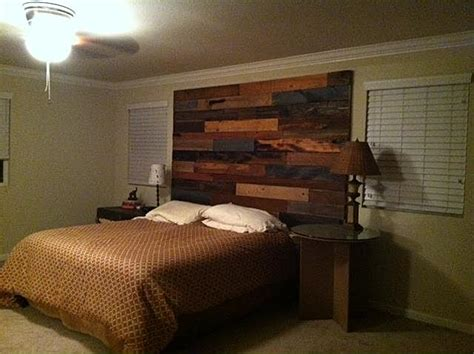 Wood Headboard Designs by Diy Wood Headboard Designs Plans Free