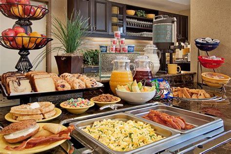 The Breakfast Buffet At The Hton Inn Lawrenceville Brunch Buffet Chicago