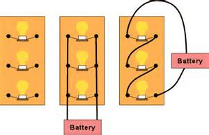 Parallel circuit also series and parallel circuits along with 4 l
