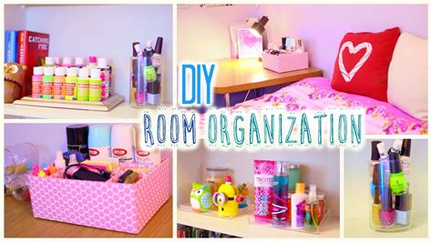 Diy Room Organization And Storage Ideas How To Clean Your Ideas To Organize Room