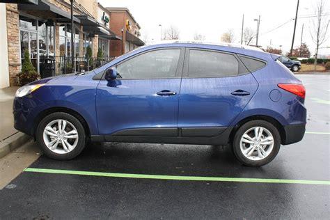 2011 Hyundai Tucson Gls 2011 hyundai tucson gls diminished value car appraisal