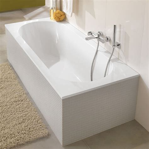 villeroy and boch bathtub villeroy boch soho oberon rectangular bath uk bathrooms