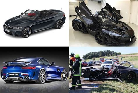 mercedes mclaren p1 weekdaywrapup bmw m2 convertible may have leaked road
