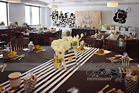Black And Gold Baby Shower Decorations by Black And Gold Baby Shower Decorations Sorepointrecords