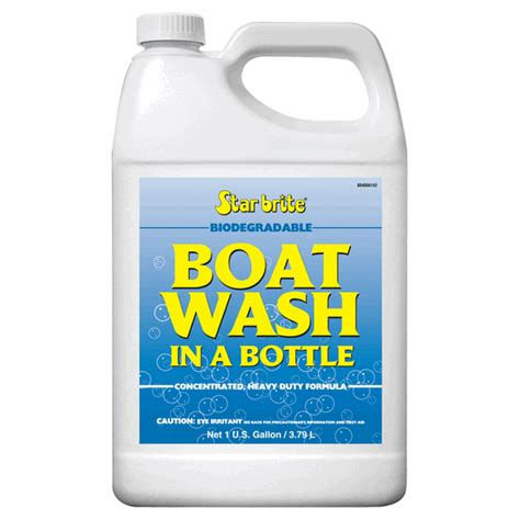 care boat care products starbrite boat wash 3 79ltr - Boat Wash Products