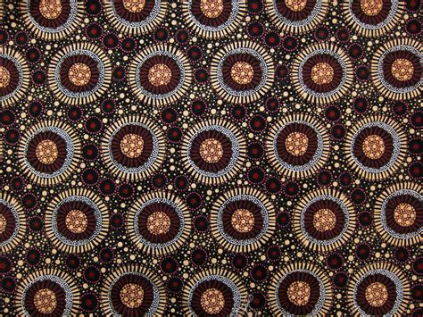 australian upholstery fabrics australian cotton print with aboriginal motif b j fabrics