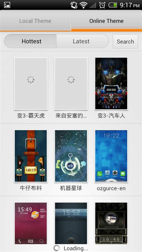 mihome launcher themes xda mihome launcher android app review android central
