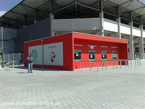 Audi Anschrift Ingolstadt by Audi Sportpark Stadion In Ingolstadt