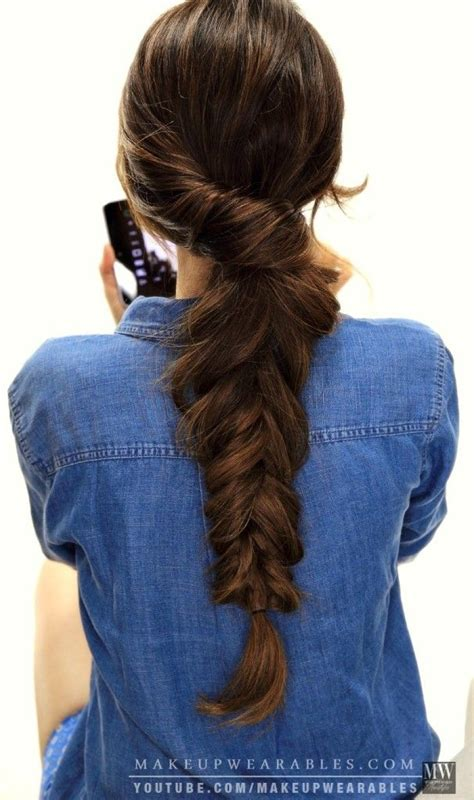 hairstyles easy daily 25 best ideas about lazy day hairstyles on pinterest