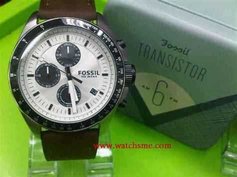 Kam Tangan Dw 3 Jarum jam tangan fossil original