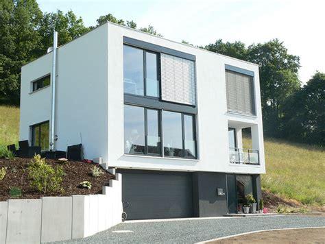 Haus Bauen Am Hang 4560 by Einfamilienhaus Am Hang