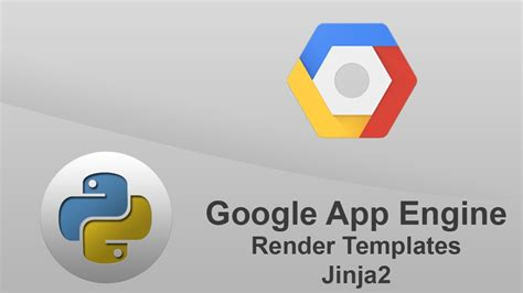 python google app engine render template jinja2 html