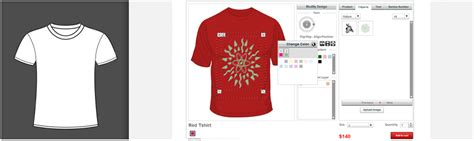 design a shirt online for free online t shirt design software custom tshirt designer tool