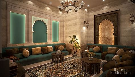 islamic interior design interior design moroccan sitting room in saudi arabia