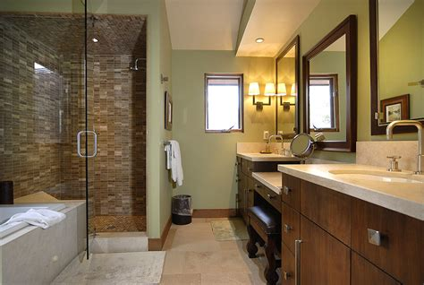 master bath select this deluxe aspen rentals home on your next vacation
