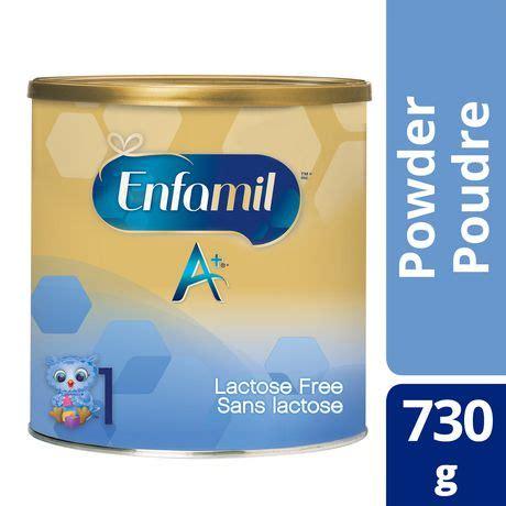 Formula Free Lactose enfamil a lactose free walmart ca