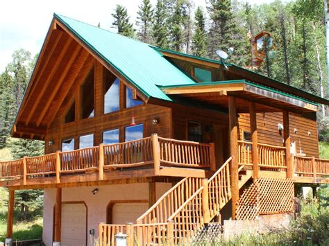 Mountain Cabin Vacations Luxury Mountain Cabin River Vacation Vrbo