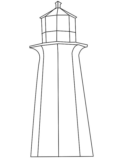 free printable lighthouse 16 best images about lighthouse lesson on pinterest