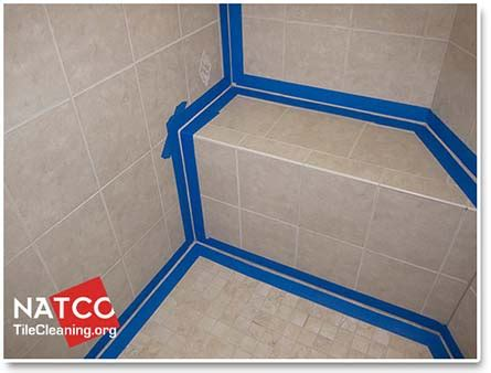 how to caulk bathroom how to professionally re caulk a tile shower bathroom tile in shower caulking tsc