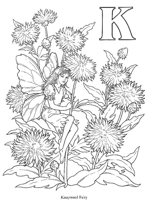 coloring pages fairies and flowers fairy coloring pages