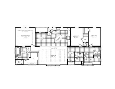 famous television show home floor plans 5 modular 4 1983 chion mobile home floor plan