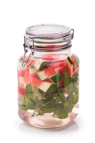 What Is Watermelon Detox Water For by Watermelon Mint Detox Water