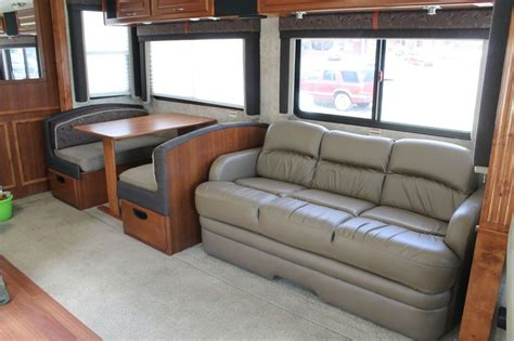 cer sleeper sofa rv sofas glastop motorhome furniture