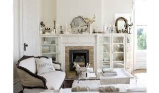 living white room:  white country white shabby chic think french country and white classic