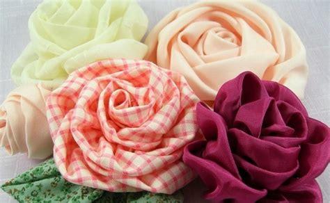 Fleur En Tissu A Faire Soi Meme fleurs en tissu 224 faire soi m 234 me