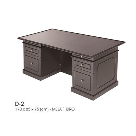 Meja Kantor Indachi jual meja kantor utama indachi d 2 170cm murah harga spesifikasi