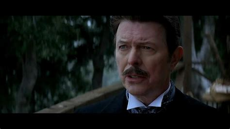 David Bowie Tesla Tesla Dialoge The Prestige 2006