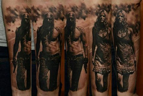 rob zombie tattoos rob s rejects more tattoos