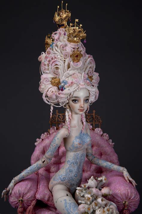 the porcelain doll madame de pompadour enchanted doll