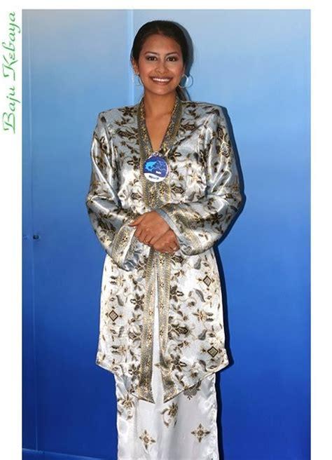 Asal Usul Baju Kebaya Nyonya asal kebaya asal kebaya busana cermin budaya busana kaum melayu perempuan