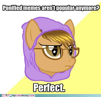 Know Your Meme Brony - image 205789 my little pony friendship is magic
