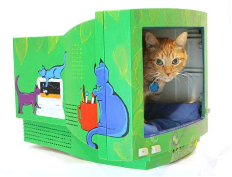 unique cat beds catsparella the top 10 most unusual cat beds