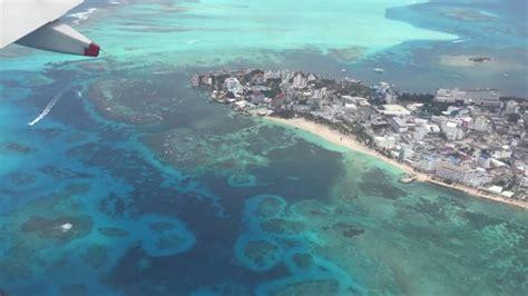 el mar de los 8498382807 vista aerea del mar de los 7 colores isla san andres colombia youtube