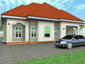 3 Bedroom Bungalow by Residential Homes And Public Designs 3 Bedroom Bungalow